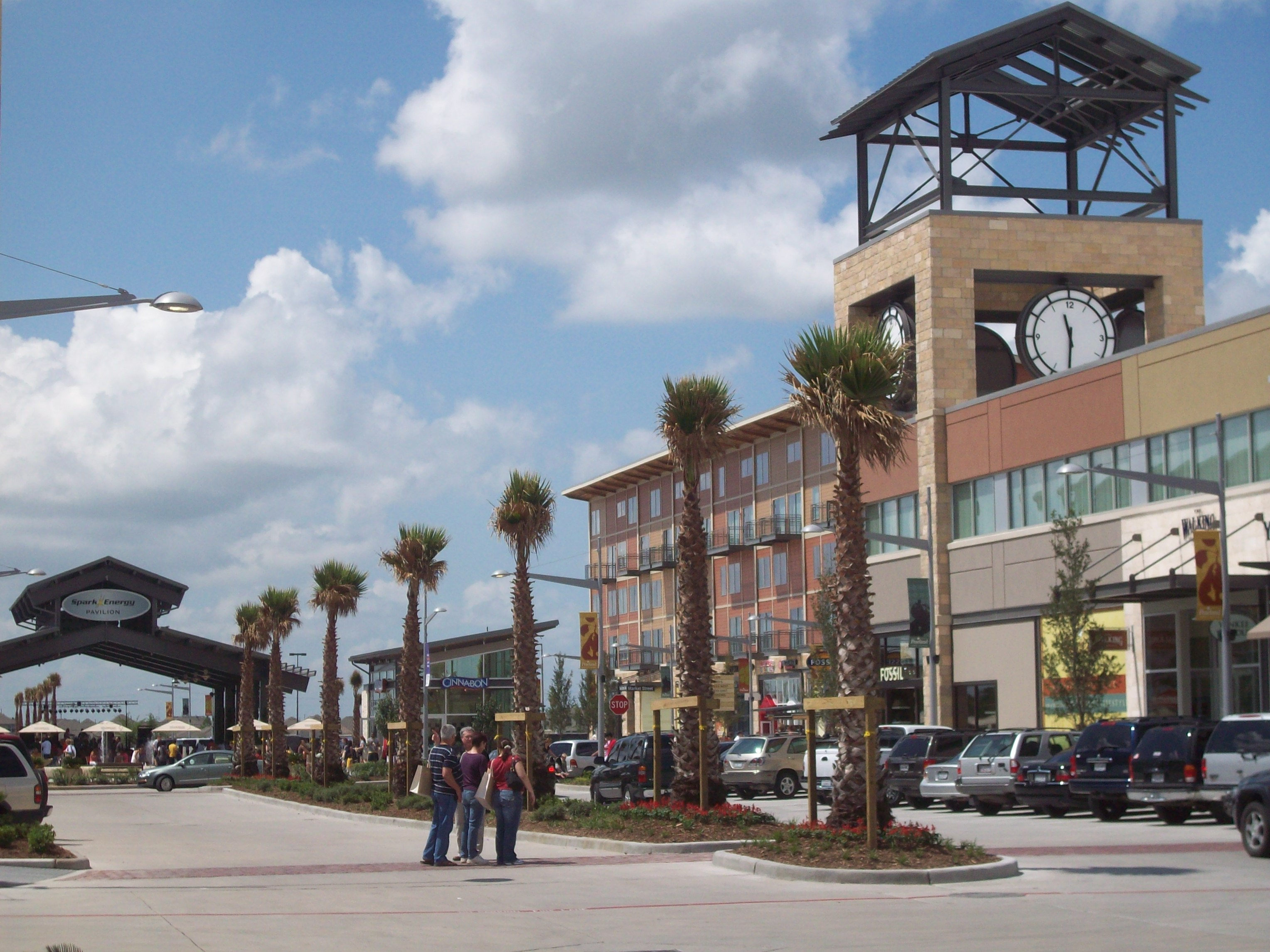 Pearland Town Center, Pearland, TX